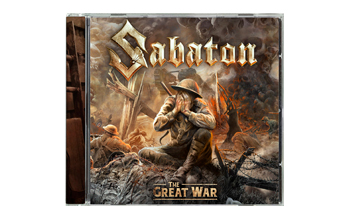 Sabaton - The Great War - Available via Nuclear Blast Records
